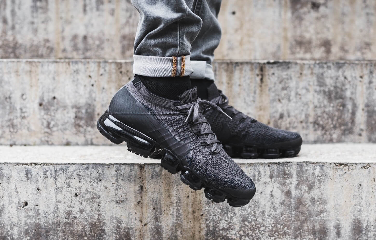 outlet store f1900 39ae8 The Nike Air VaporMax Midnight Fog Releasing Soon - WassupKicks