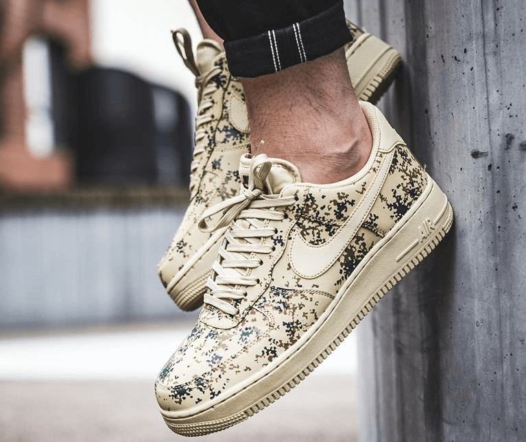 The Nike Air Force 1 Low Reflective
