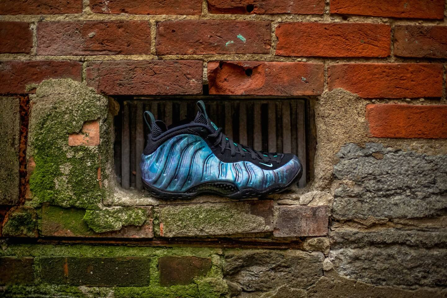 """info for bd39a e9cfe Nike Air Foamposite One """"Abalone"""" Release Date - WassupKicks"""