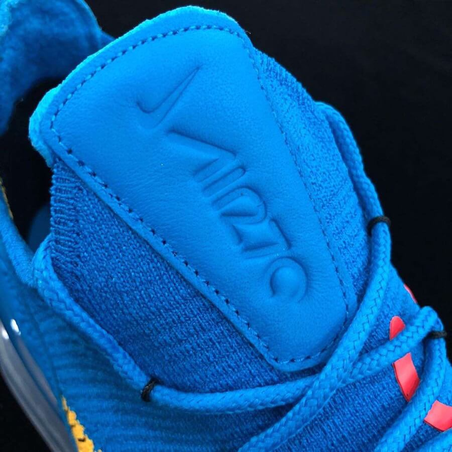 size 40 a8b30 88dd6 Take a Peek At The Upcoming Nike Air Max 270 Flyknit Blue ...