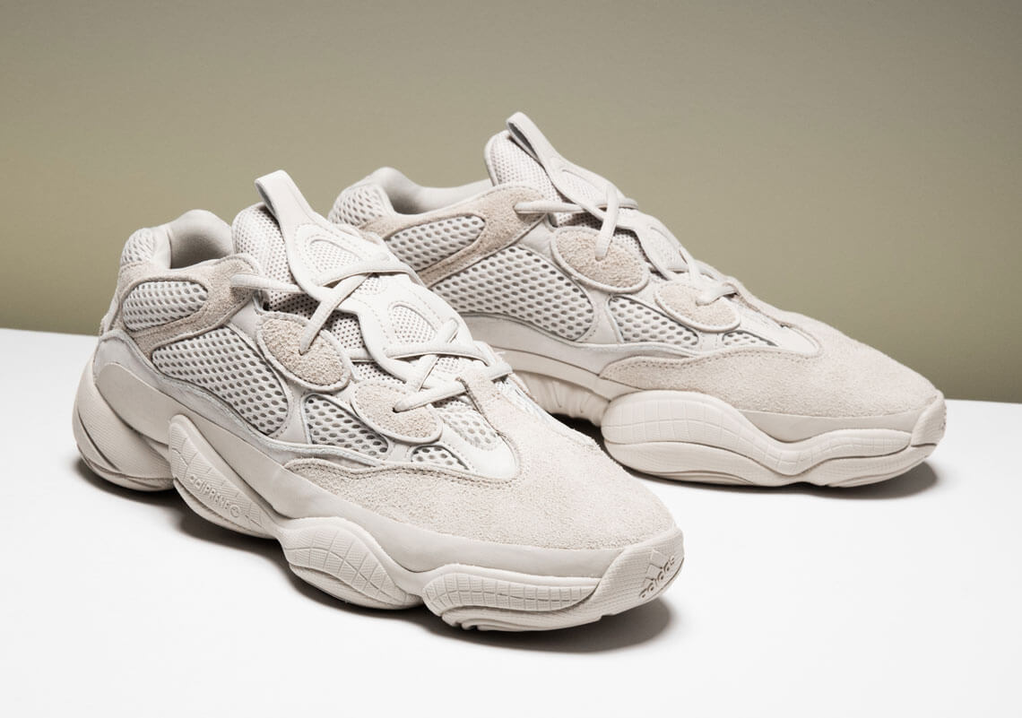 "Have a Look At The Upcoming Adidas Yeezy 500 ""Blush"