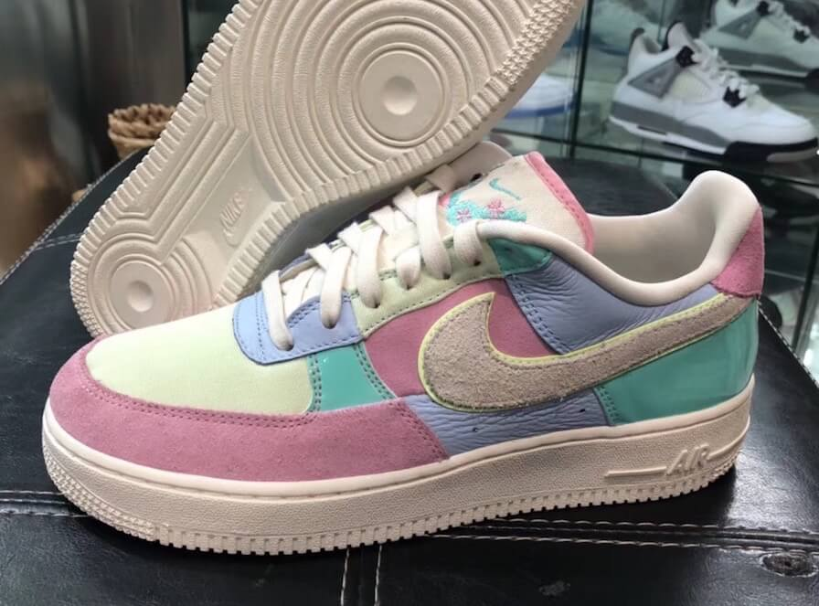 Sneaker News: The Upcoming Nike Air Force 1 low