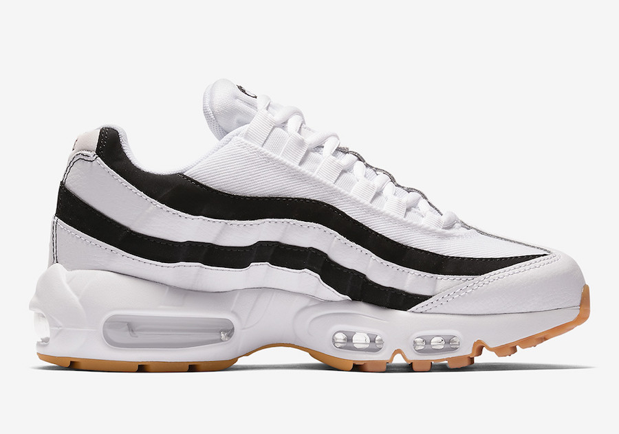The Nike WMNS Air Max 95 Juventus Is Perfect For Summer
