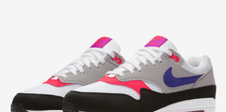 Nike Air Max 1 Flash Pink Archives