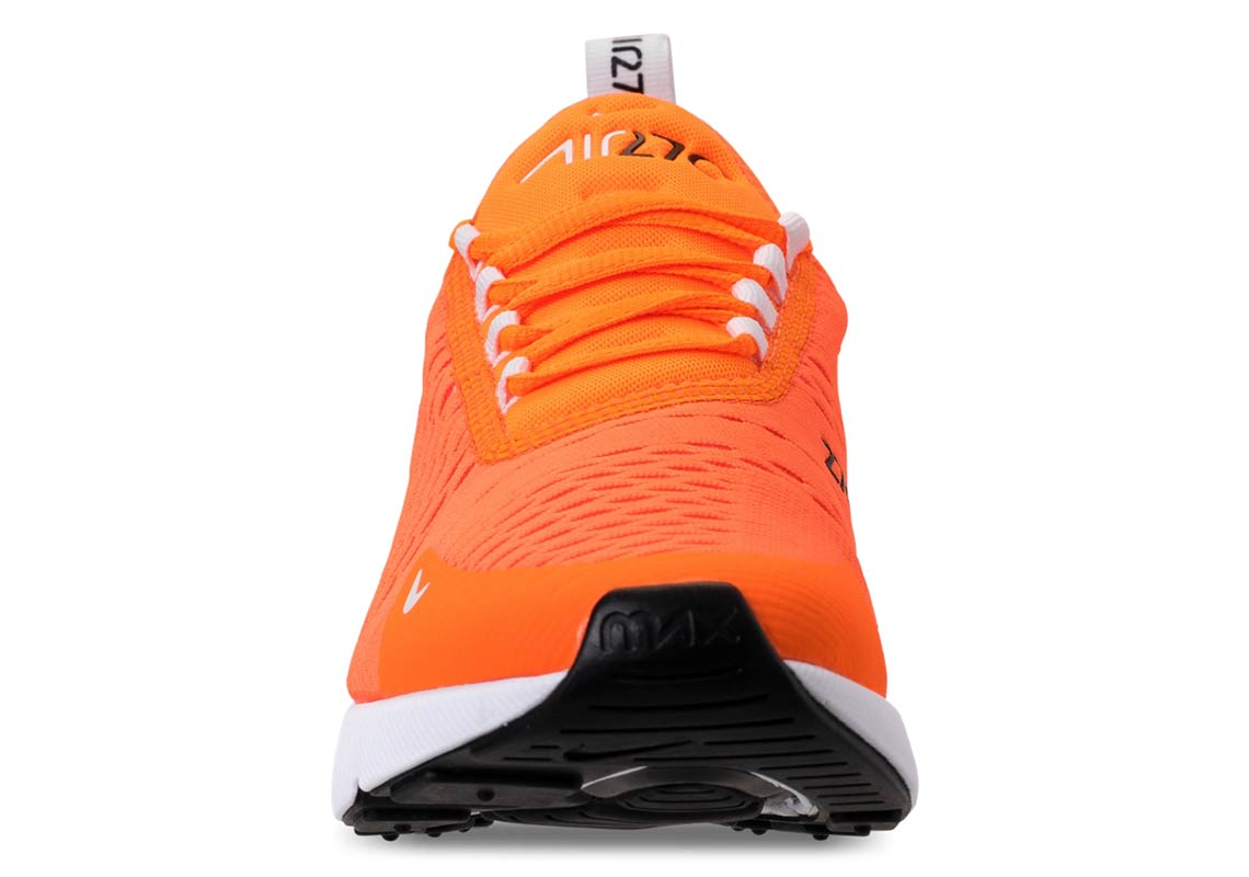 """Nike Air Max 270 """"Total Orange"""" Is Dropping Next Month For"""