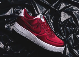 Nike Air Force 1 Low Is Here In Red Velvet WassupKicks