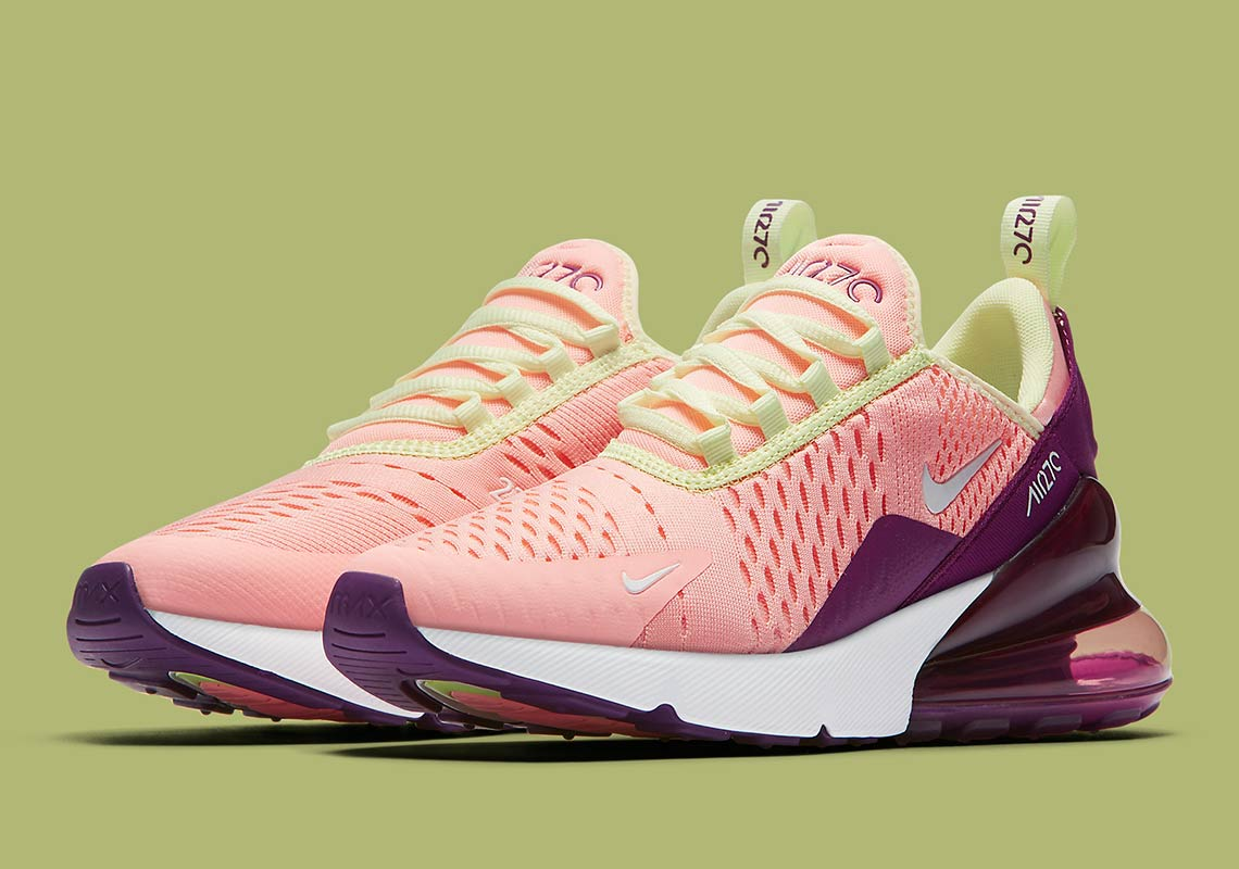 """sports shoes 9d808 e5200 Nike Air Max 270 """"Pink Tint"""" Is Available Now - WassupKicks"""