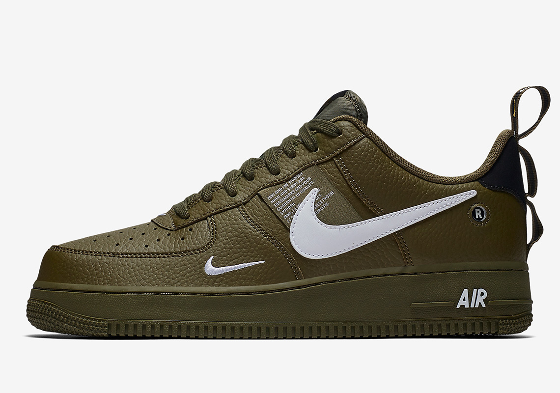 Nike Air Force 1 Utility Dropping Soon In