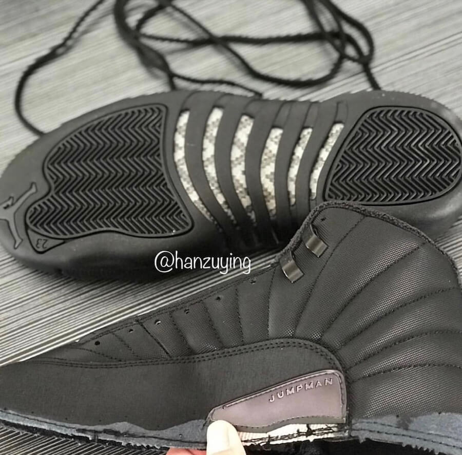 finest selection 72da7 7d98d First Glimpse of The Upcoming Air Jordan 12