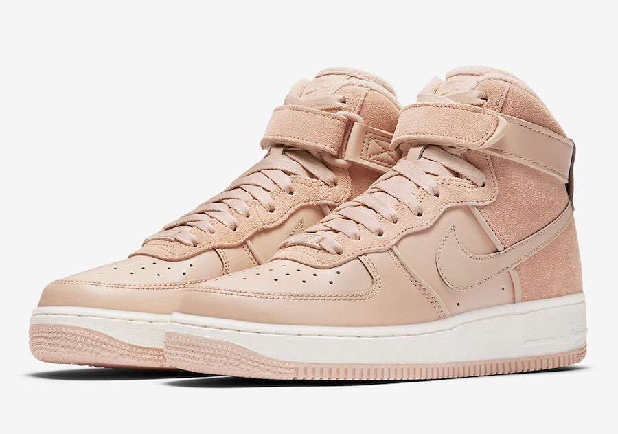 Nike Releases Air Force 1 High In