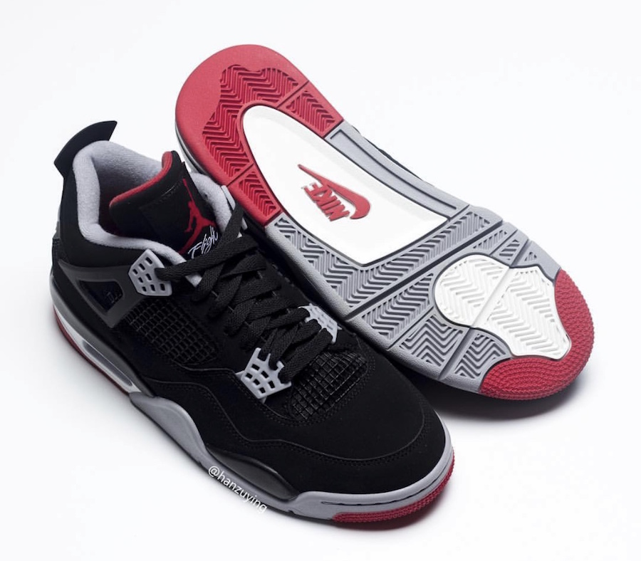 premium selection b00dc 87dbb Your First Look At The Air Jordan 4