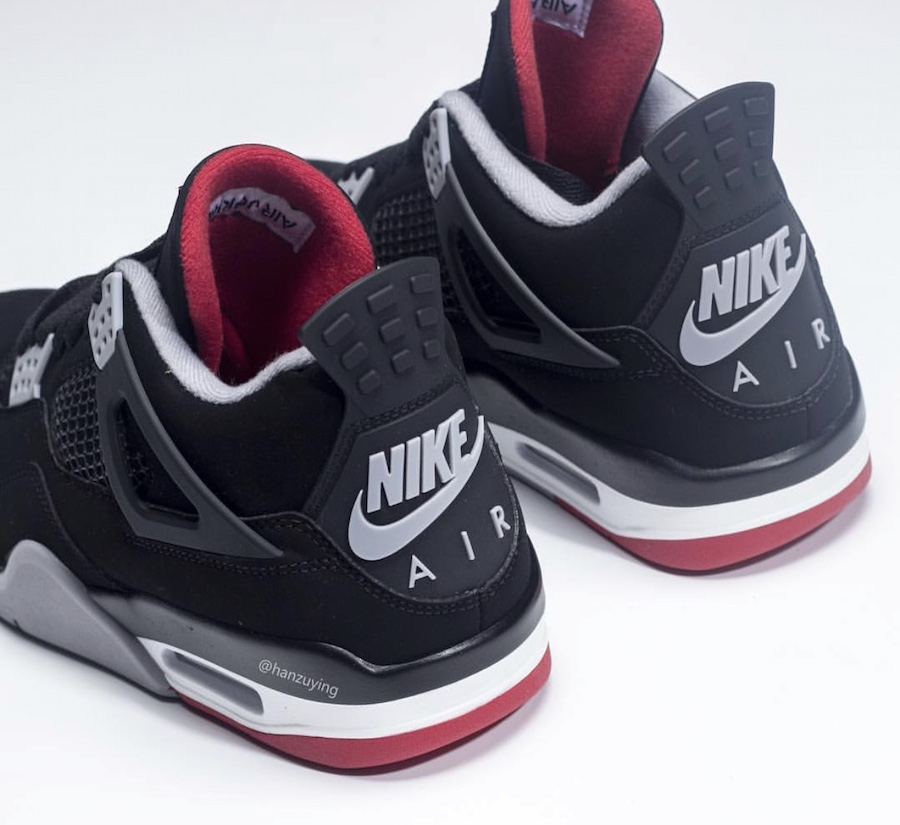 Your First Look At The Air Jordan 4