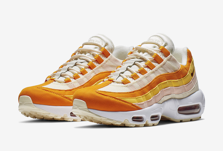 Nike Air Max 95 Coming In Forward Orange WassupKicks