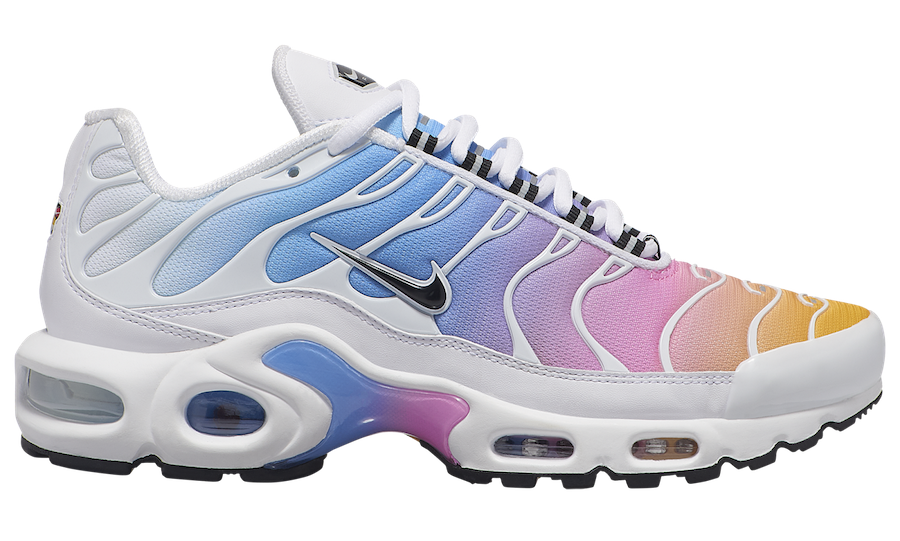 new york f5a8d 7994c The Nike Air Max Plus Is Coming In Sherbet Colors - WassupKicks