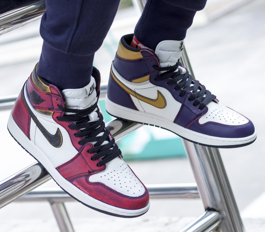 An On Feet Look At New Upcoming Colorways Of The Nike Air