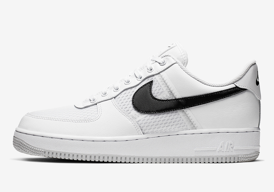 Check Out This Nike Air Force 1 Pack