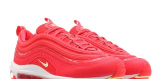 """The Nike Air Max 97 Ultra '17 """"Red Orbit"""" Is Dropping Soon"""